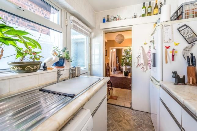 Kitchen of Malwood Street, Liverpool, Merseyside L8