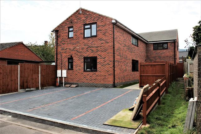 1 bed flat for sale in Cambridge Street, Rugby