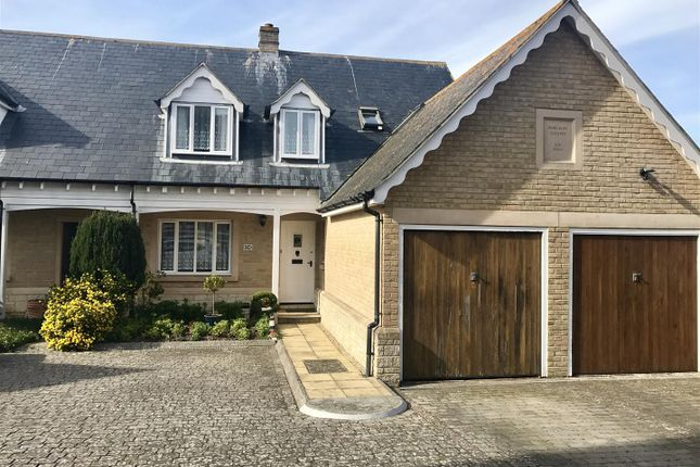 Thumbnail Semi-detached house for sale in Longfield Road, Weymouth