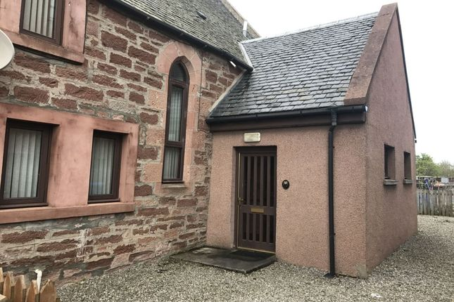 Thumbnail Terraced house to rent in Croyard Road, Beauly