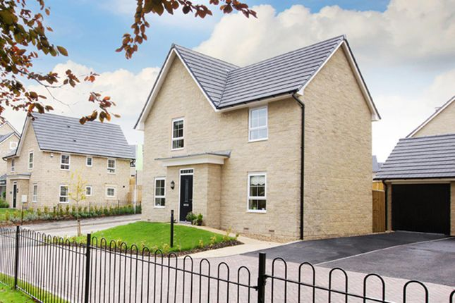 "Thumbnail Detached house for sale in ""Lincoln"" at Helme Lane, Meltham, Holmfirth"