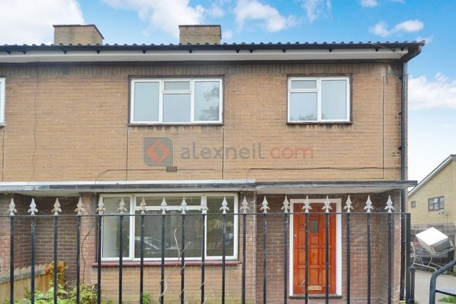 Thumbnail End terrace house to rent in Desmond Street, London