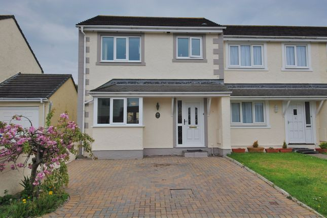 3 bed end terrace house for sale in Creggan Lea, Port St. Mary, Isle Of Man