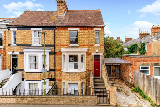 Thumbnail End terrace house for sale in Hurst Street, East Oxford
