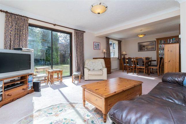 Living Room of Hunnels Close, Church Crookham, Hampshire GU52