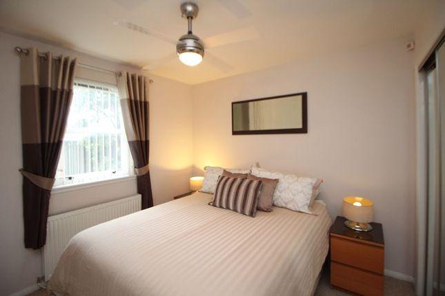 Bedroom of Church Court, Kirkcaldy KY1