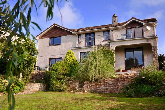 Detached house for sale in Portmellon, Mevagissey, Cornwall