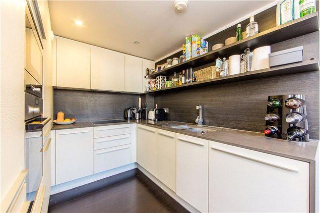 Kitchen of Pissarro House, Augustas Lane, Barnsbury Place, Islington, London N1