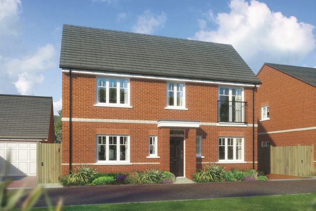Thumbnail Detached house for sale in The Dunstable, St John's, Wood Street, Chelmsford, Essex