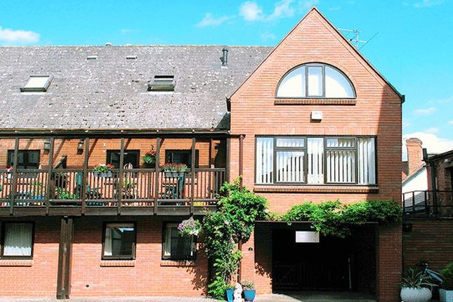 Thumbnail Town house for sale in Lysander Court, Ely Street, Stratford-Upon-Avon
