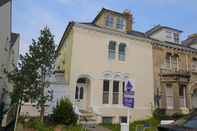 1 bed property to rent in Ebberley Lawn, Barnstaple EX32