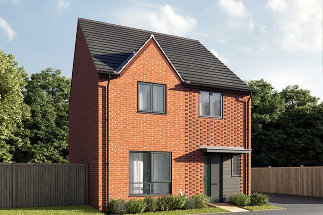 """Thumbnail Detached house for sale in """"The Mylne"""" at Parsonage Close, Highfields Caldecote, Cambridge"""