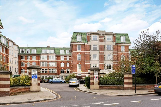 Thumbnail Flat for sale in Haven Green Court, Haven Green, Ealing