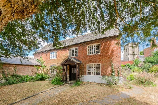 Thumbnail Detached house for sale in Main Street, Willoughby Waterleys, Leicester