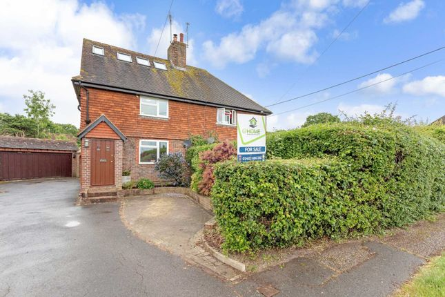 Thumbnail Semi-detached house for sale in Foxfield Cottages, Southwater, Horsham