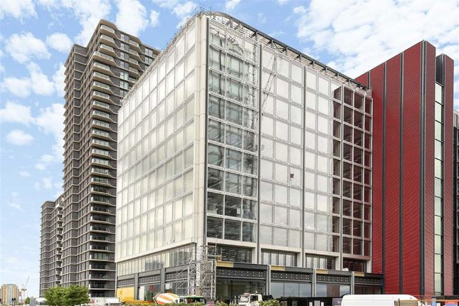 Thumbnail Flat to rent in Montfichet Road, Olympic Park, London