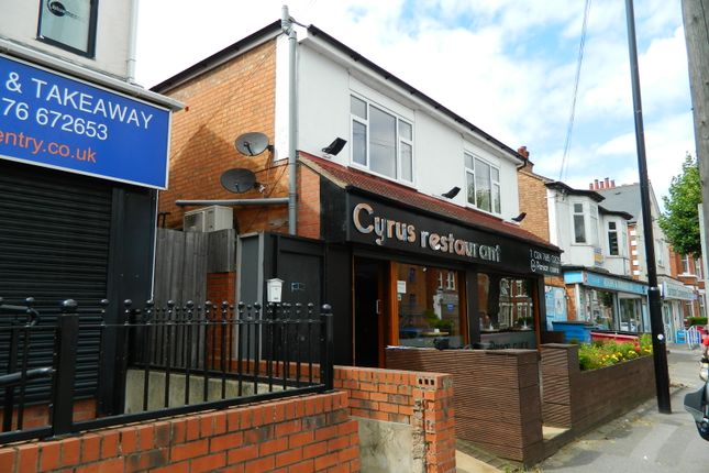 Thumbnail Flat to rent in Albany Road, Coventry