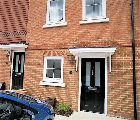 Thumbnail End terrace house to rent in Woodland Road, Dunton Green, Sevenoaks, Kent