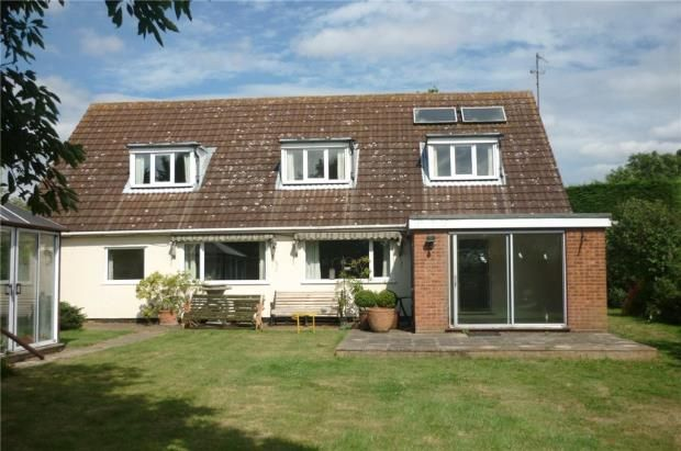 Thumbnail Detached house to rent in Struttle End, Struttle End Farm, Renhold Road