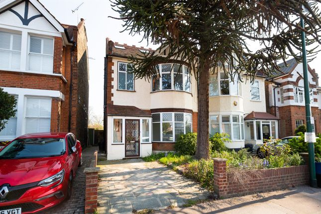Thumbnail Semi-detached house for sale in Leicester Road, London