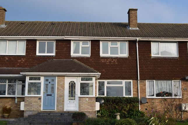 Thumbnail Terraced house to rent in Dore Avenue, Portchester