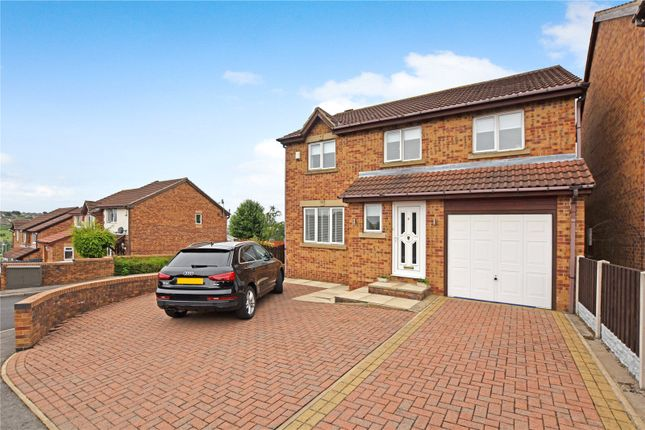 Thumbnail Detached house for sale in Heath Grove, Soothill, Batley