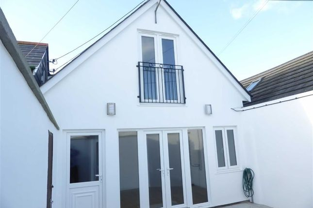 Thumbnail Semi-detached house to rent in Rear Of 7 Princes Street, Bude, Cornwall