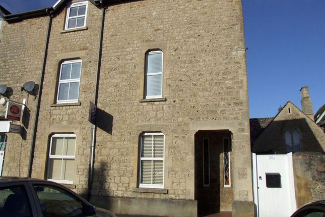 Thumbnail Maisonette to rent in High Street, Shrivenham, Swindon