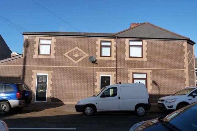 Thumbnail Property to rent in Thesiger Street, Cathays, Cardiff