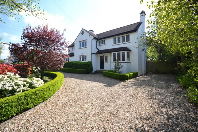 Thumbnail Detached house for sale in Meadway, Epsom