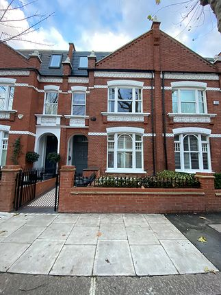 Thumbnail Terraced house to rent in Chipstead Street, London