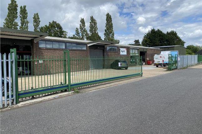 Thumbnail Light industrial to let in Depot 3 (Agrii Building), Pattenden Business Centre, Pattenden Lane, Marden, Tonbridge, Kent