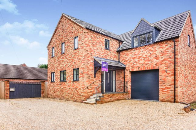4 bed detached house for sale in Sutton Road, Terrington St Clement, King's Lynn PE34