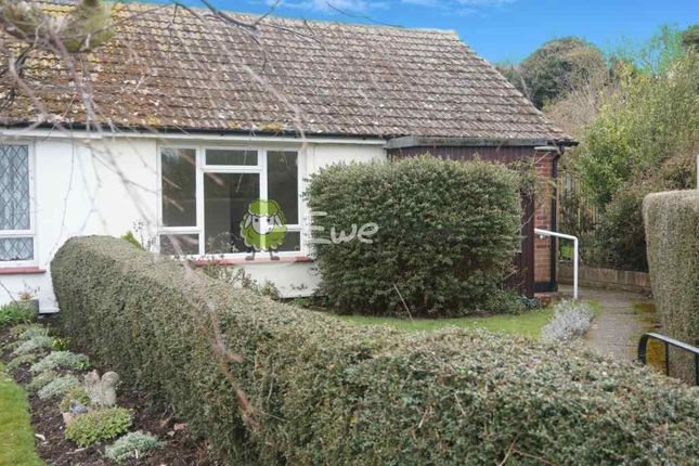 Thumbnail Bungalow for sale in Rose Gardens, Minster, Ramsgate