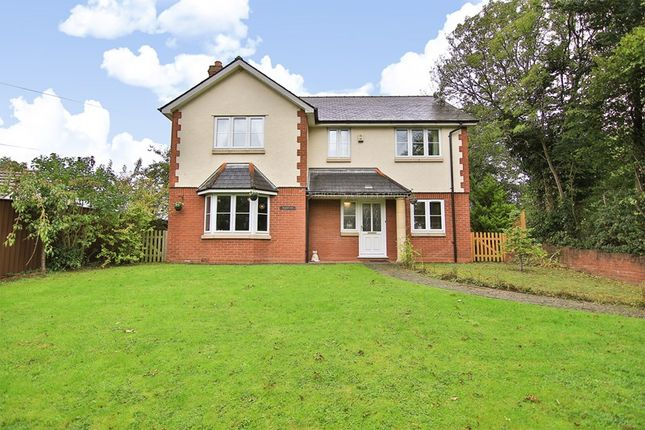 Thumbnail Detached house for sale in Rockfield Road, Monmouth