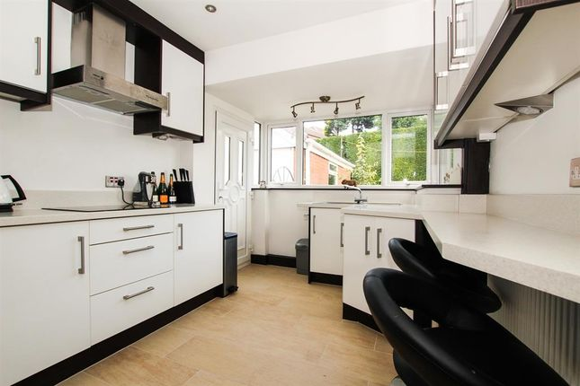 Thumbnail Bungalow to rent in Overland Drive, Brown Edge, Stoke-On-Trent