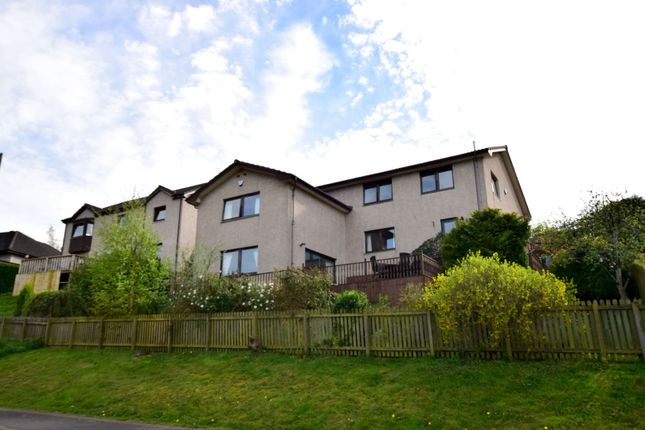 Thumbnail Detached house for sale in Catrail Road, Galashiels