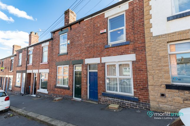 Front Elevation of Warwick Street, Crookes, - Viewing Essential S10