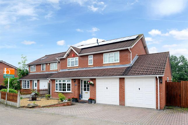 Thumbnail Detached house for sale in Rotherfield, Shrewsbury