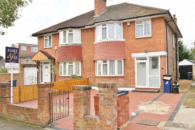 4 bed semi-detached house to rent in Friars Place Lane, London