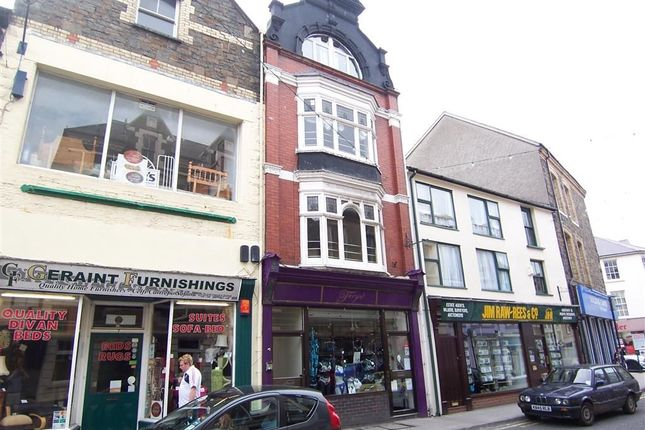 Thumbnail Property for sale in Chalybeate Street, Aberystwyth, Ceredigion