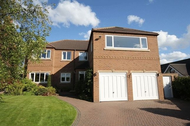Thumbnail Detached house for sale in The Finney, Caldy, Wirral