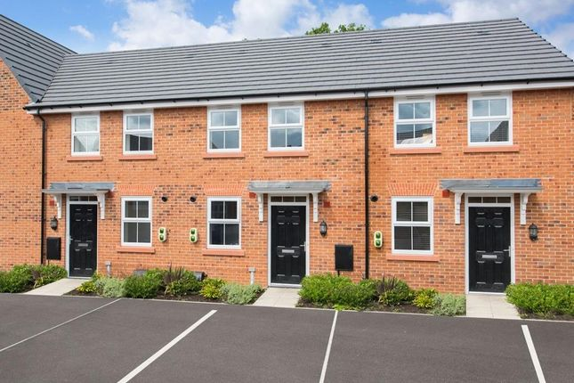 "Terraced house for sale in ""Winton"" at Lightfoot Lane, Fulwood, Preston"