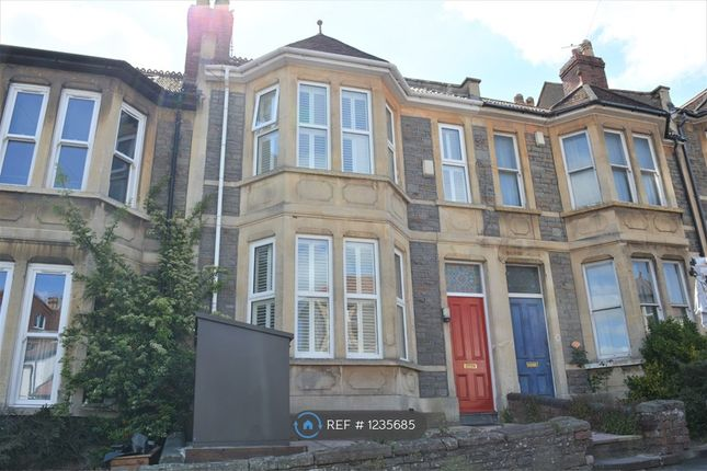 Thumbnail Terraced house to rent in Wellington Hill, Bristol