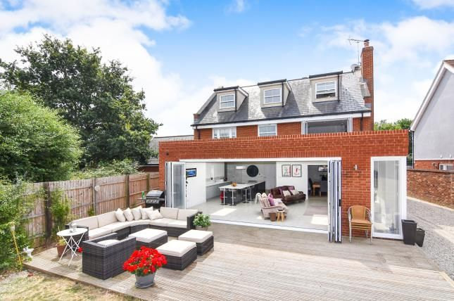 Thumbnail Detached house for sale in West Hanningfield, Chelmsford, Essex