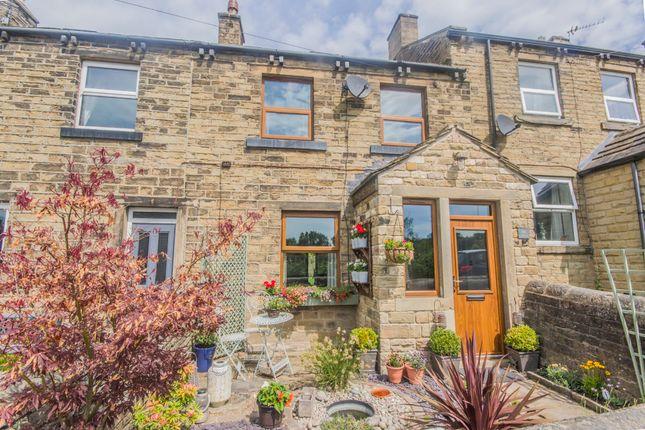 Thumbnail Terraced house for sale in Linfit Lane, Kirkburton, Huddersfield