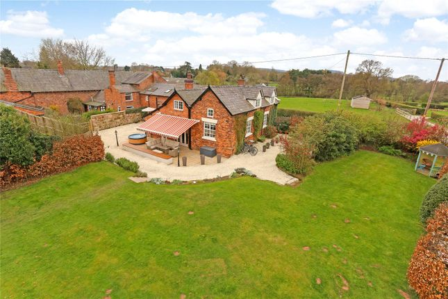 Thumbnail Semi-detached house for sale in College Lane, Bunbury, Tarporley, Cheshire