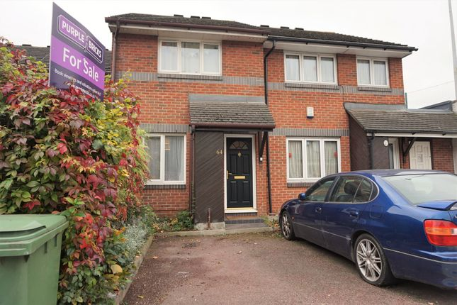 Thumbnail Terraced house for sale in Henley Drive, London