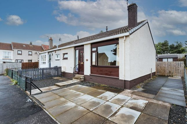 Thumbnail Semi-detached bungalow for sale in 54 Brierbush Road, Macmerry, Tranent