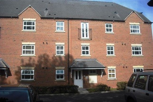 Thumbnail Flat to rent in Pipers Court, Finham, Coventry